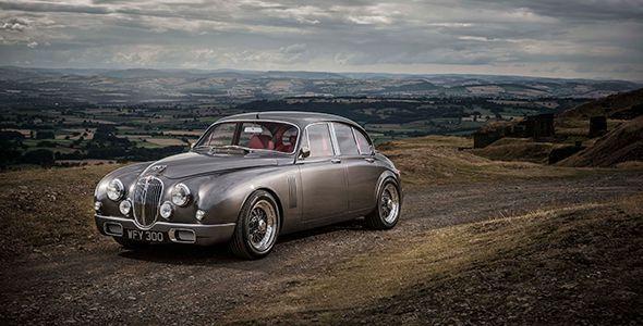El segundo Jaguar Mk II by Callum ve la luz