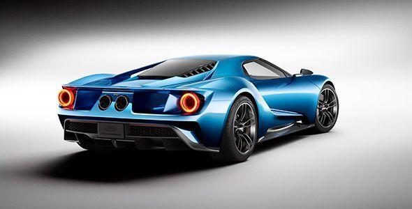 El nuevo Ford GT y la fibra de carbono