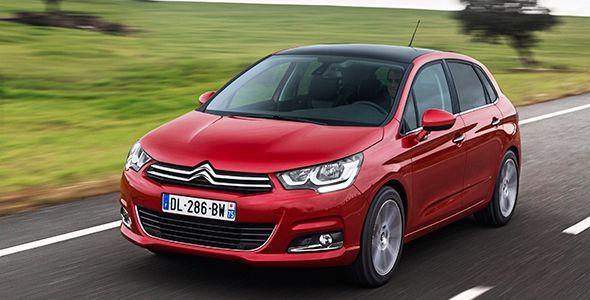 Nueva gama para el Citroën C4 2015, más luz y tecnología