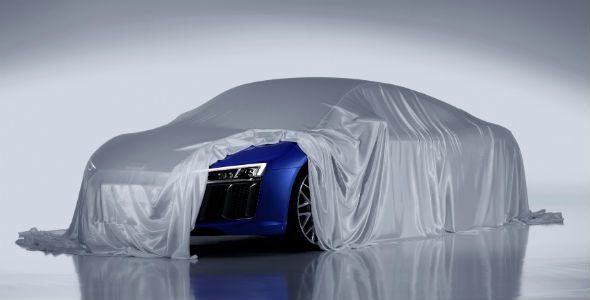 Nuevo Audi R8, con tecnología láser