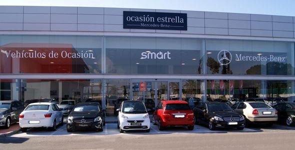 Nuevo centro de Ocasión Estrella Mercedes en Ciudad Ibericar Málaga