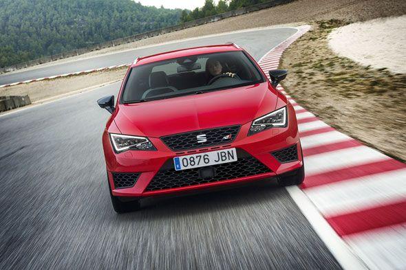 Seat León ST Cupra 2015: primera prueba