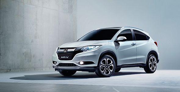 El nuevo Honda HR-V llega al Salón de Ginebra 2015