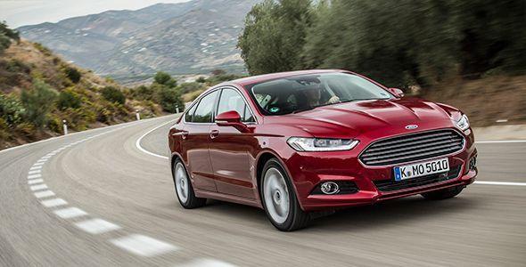El Ford Modeo amplía la oferta de motores entre 125 y 240 CV