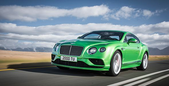 Mejoras en los Bentley Continental GT V8 S, Speed y W12 Convertible 2015