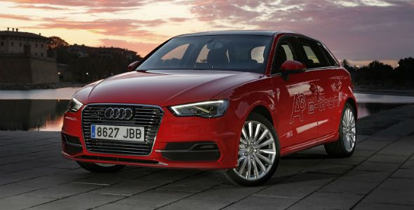 Audi A3 Sportback e-tron, lo probamos