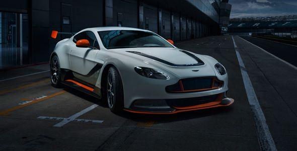 Aston Martin Vantage GT3, derivado de competición