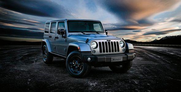 Jeep Wrangler Black Edition II, nueva edición limitada