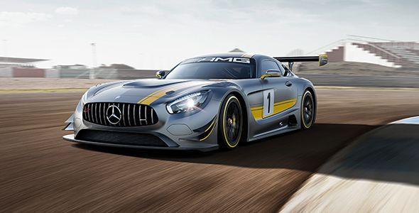 Nuevo Mercedes AMG GT3: de Ginebra a los circuitos