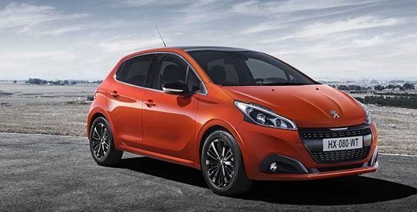 El renovado Peugeot 208 debuta en el Salón de Ginebra 2015