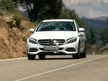 Vídeo prueba: Mercedes Clase C 180