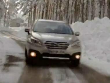 Subaru Outback: la nueva generación, en vídeo