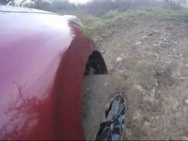 El Subaru Forester, desde dentro