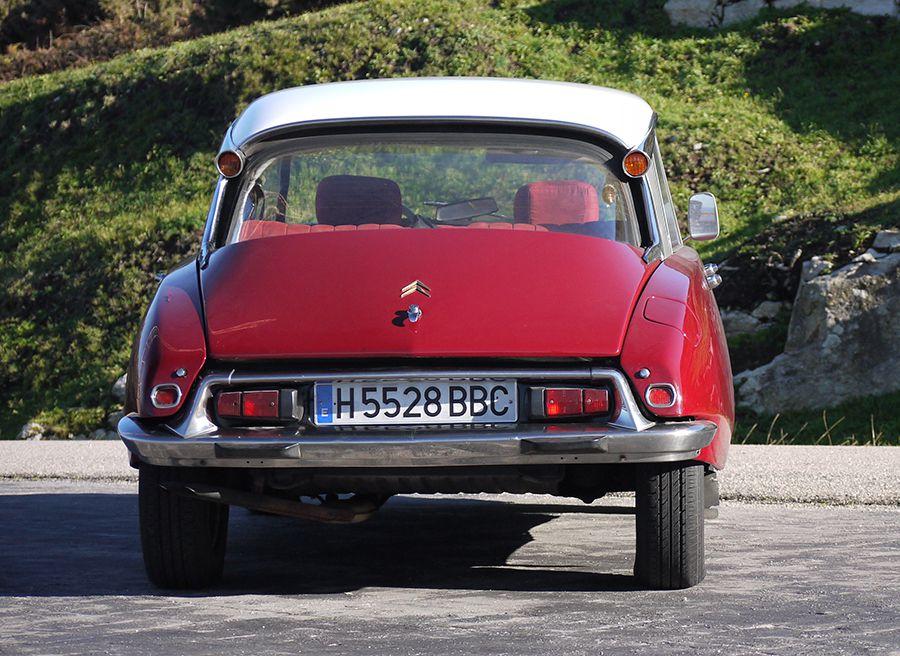 Curiosidades sobre el Citroën DS Tiburón, Rubén Fidalgo