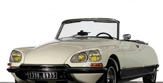 Curiosidades sobre el Citroën DS Tiburón