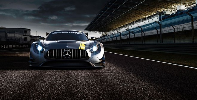Mercedes AMG GT3 2015