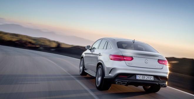 Mercedes GLE V8
