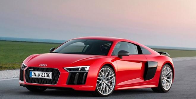 Nuevo Audi R8 2015