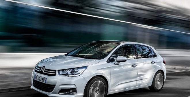 Presentación y prueba Citroën C4 2015