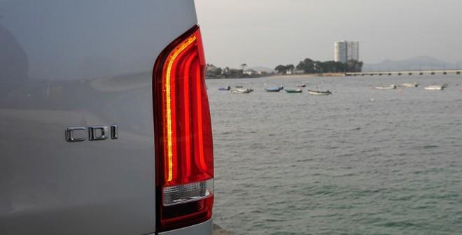 Prueba Mercedes V 220 CDi 163 CV manual 2014, Canido, Rubén Fidalgo
