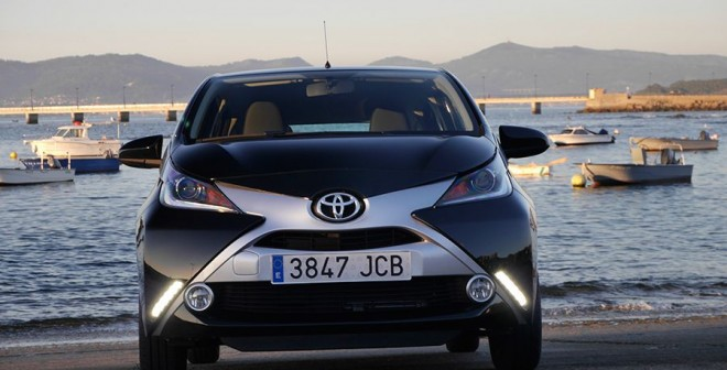 Prueba Toyota Aygo 2015, Canido, Rubén Fidalgo