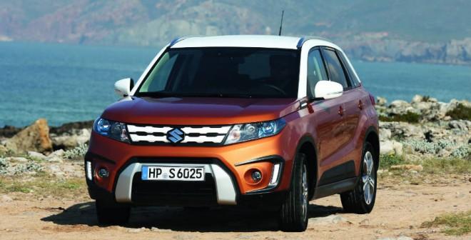 El comportamiento del nuevo Suzuki Vitara en zonas complicadas sorprende por su eficacia.