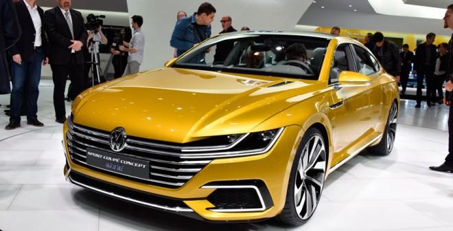 Novedades Volkswagen en Ginebra