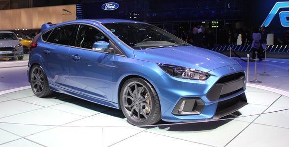 Ford Focus RS 2015: ¡desvelado!