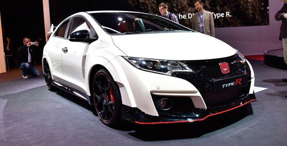 Honda Civic Type R 2015, todos los detalles