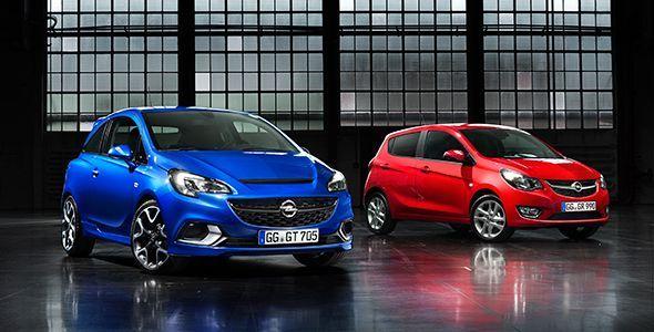 Los Corsa OPC y Karl, primicias mundiales de Opel en el Salón de Ginebra