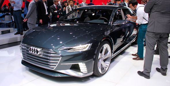 Audi Prologue Avant Concept, el familiar del futuro