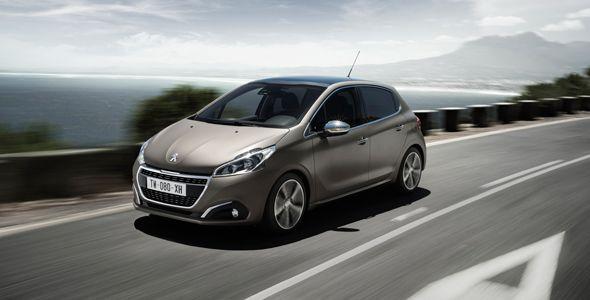 Nuevo Peugeot 208, aumenta su nivel de personalización