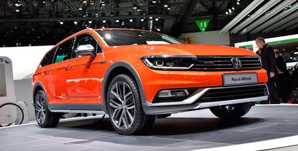 Volkswagen Passat Alltrack, estreno mundial en Ginebra