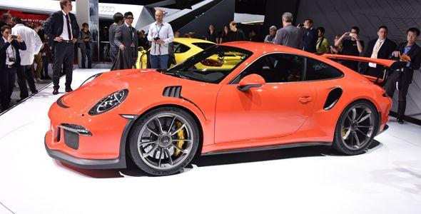 Porsche 911 GT3 RS, primicia mundial en Ginebra
