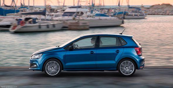 Llega el Volkswagen Polo R-Line 2015 con detalles deportivos