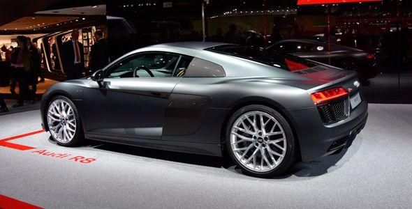 Nuevo Audi R8 2015, mejora en todo