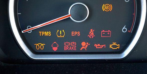 Qué es el sistema TPMS de control de presión de neumáticos
