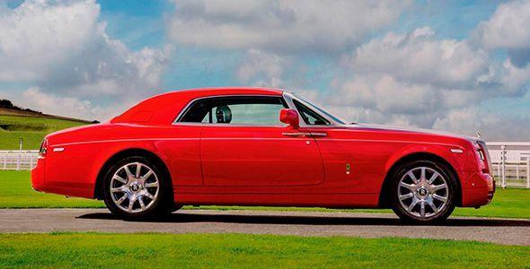 Nuevo Rolls Royce Phantom Coupe Al-Adiyat: pura exclusividad