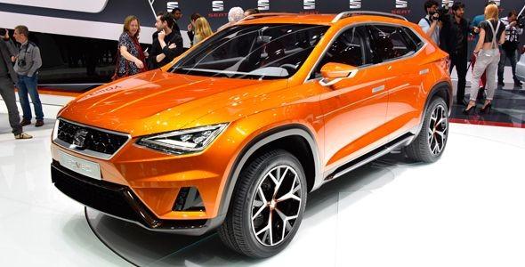 Seat 20v20, el SUV de la marca española en Ginebra