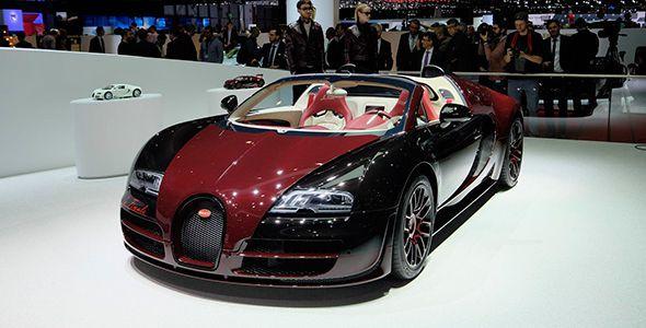 Bugatti Veyron La Finale, el último Veyron en el Salón de Ginebra 2015