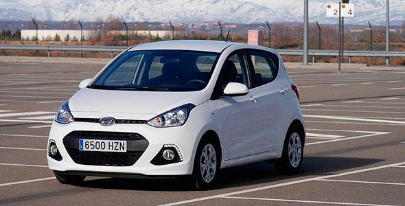 El Hyundai i10 1.2 Style a prueba