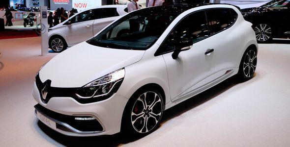El nuevo Renault Clio RS y el Kadjar en el Salón de Ginebra