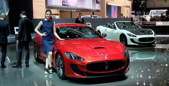 Todas las novedades de Maserati en el Salón de Ginebra 2015