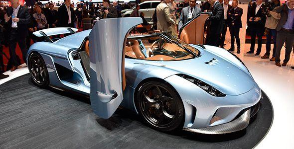 Las novedades de Koenigsegg en el Salón de Ginebra 2015