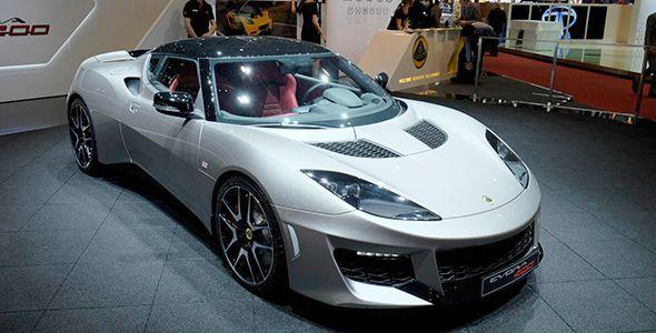 El nuevo Lotus Evora 400, primicia en el Salón de Ginebra 2015
