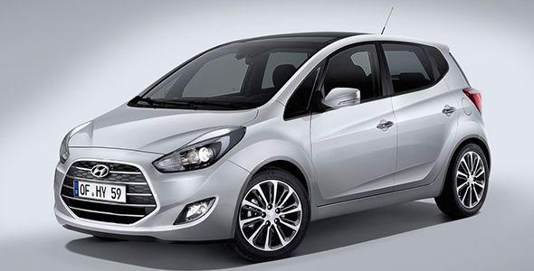 El nuevo Hyundai iX20 2015 llega con el Salón de Ginebra