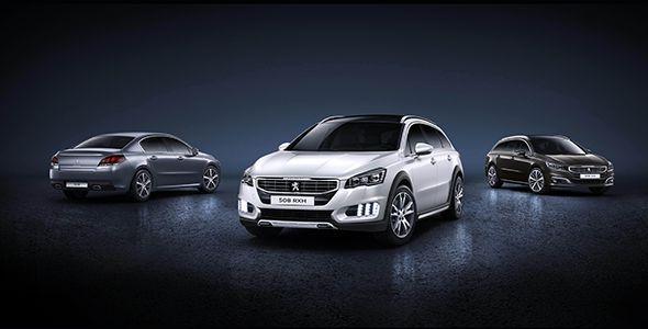 El Peugeot 508 2015 mejora su equipamiento de serie