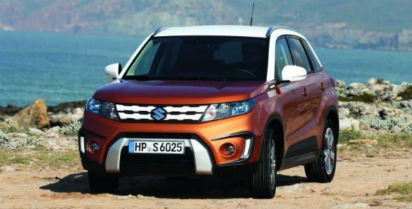 Nuevo Suzuki Vitara, primera prueba