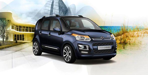 Citroën C3 Picasso, estrena el motor de gasolina PureTech 110