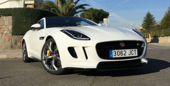Jaguar F-Type 'R' Coupé: probamos sus 550 CV